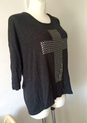 Oversized Pullover *Vero Moda* Gr. M grau