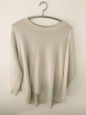 Oversized-Pullover von SET, wollweiß, Gr. 40-44