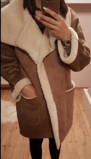 Esprit Oversized Jacket light brown