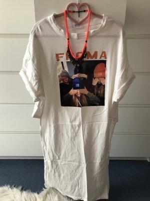 Oversized Shirt aus Korea Wie neu
