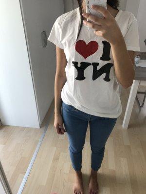 Oversized Shirt I love NewYork