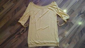 Oversized Shirt Jette gelb