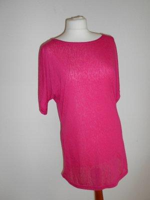 Oversized Shirt pink gr 36/38