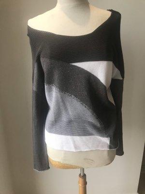 Oversized Shirt Pullover CREA CONCEPT Luxus