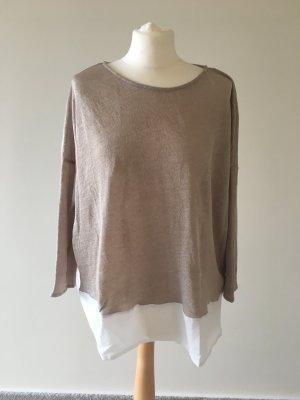 Oversized- Shirt von ZARA