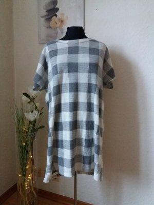 Oversized Shirtkleid Gr L