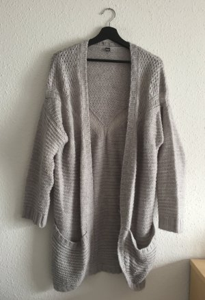 Oversized Strick Cardigan L