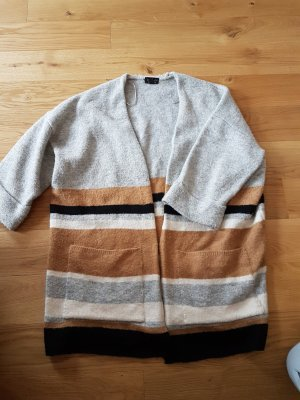 Oversized Strickjacke