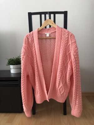 oversized Strickjacke von H&M