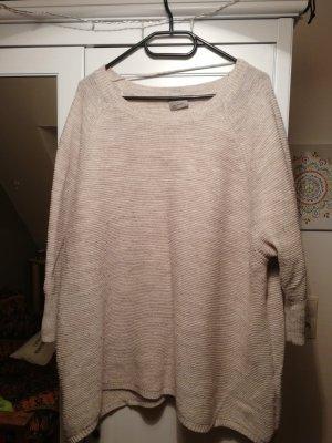 Vero Moda Maglione oversize beige chiaro