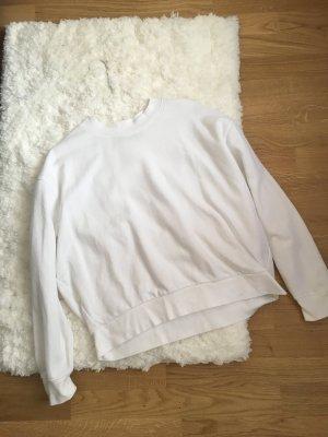 Weekday Sweatshirt blanc