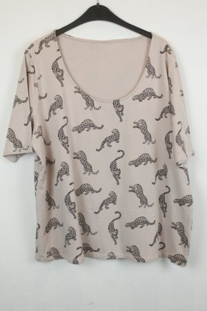 Oversized T-Shirt Bluse Gr. M/L rosa
