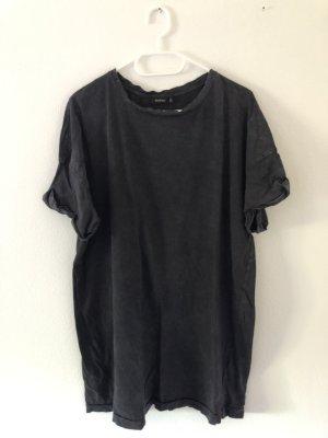 Oversized T-Shirt in Anthrazit