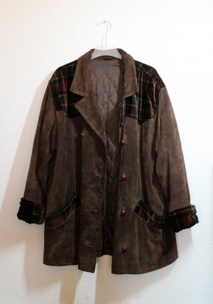 Oversized, True Vintage Winterjacke / Mantel