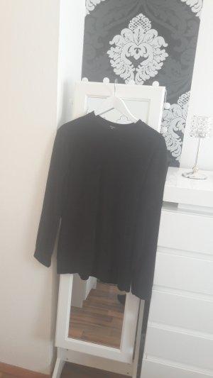 Boohoo Sweatshirt zwart