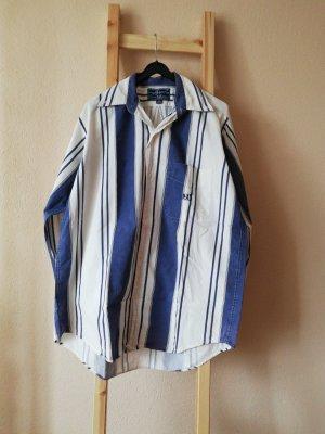 Oversized Vintage Hemd gestreift
