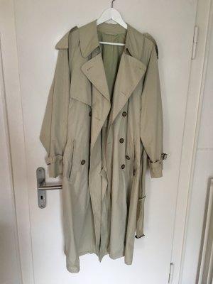 Oversized Vintage Trenchcoat von Hugo Boss