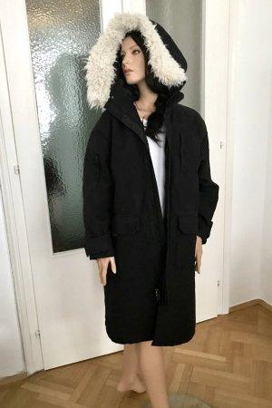 ◉ Oversized Winter Parka Mantel, passt bis Größe 44 ◉
