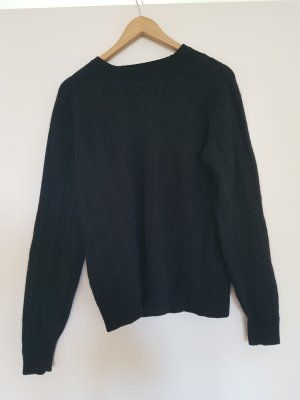 Oversized Woll/Kaschmir Pullover