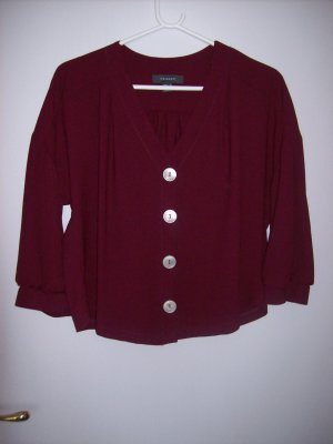 Primark Oversized Blouse bordeaux
