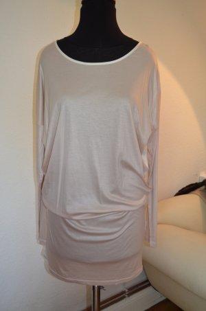 Oversizedkleid im Materialmix von Michalsky