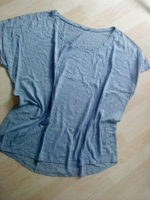Oversizedshirt in hellblau Größe M von HM