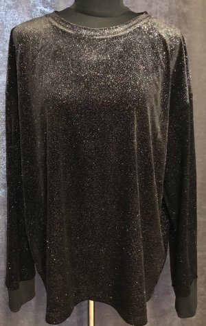 Zara Jersey holgados negro