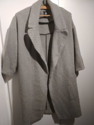 Atmosphere Oversized Coat grey