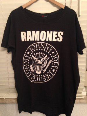Overzise Shirt Ramones Gr. XS-M