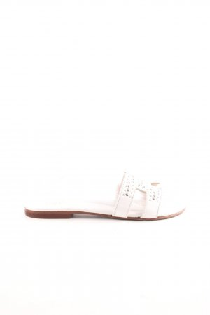 Ovyé Comfort Sandals white casual look