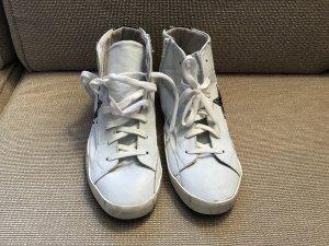 Ovye Sneaker Turnschuhe ungetragen 41 Leder