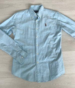 Oxford Bluse von Polo Ralph Lauren Gr.4 (entspricht ca. Gr. 36) Slim Fit