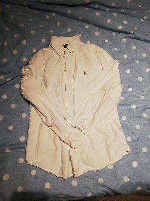 Polo Ralph Lauren Camicia a maniche lunghe bianco