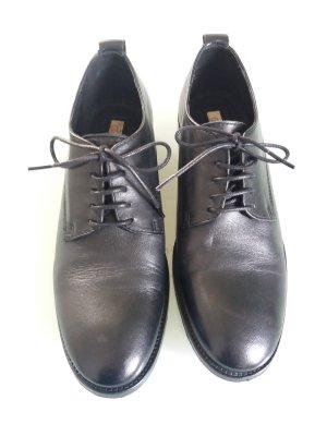 Buffalo London Chaussure Oxford noir