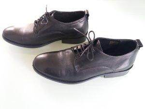 Buffalo London Zapatos estilo Oxford negro