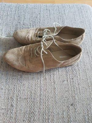 Oxford Schnürschuhe Business Schuhe