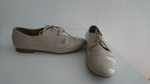 Paul Green Chaussure Oxford beige