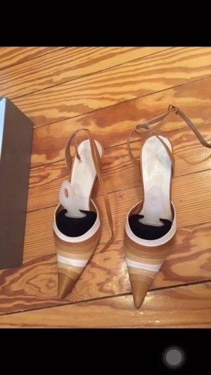 Oxmox Schuhe im Nudeton, Größe 40