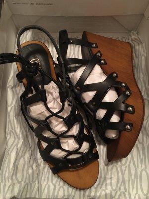 Oxmox Strapped Sandals multicolored