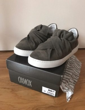 Oxmox Slipper Wildleder 39 Neu