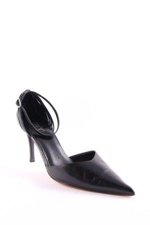Oxmox Spitz-Pumps schwarz Elegant