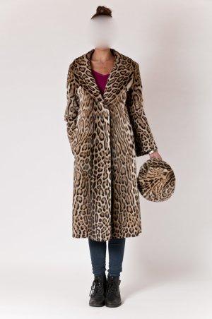 -8- Venice Pelt Coat multicolored pelt