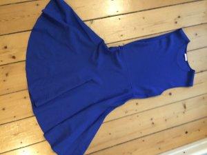 P.A.R.O.S.H Kleid in blau - Gr. 40