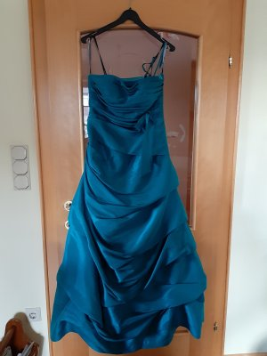 Peek & Cloppenburg Ball Dress light blue-turquoise