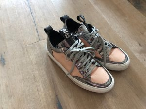 P448 | Soho | Sneaker | Spiegel-Optik - rosa | mushroom | Größe 40