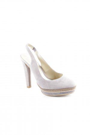 Paco Gil Slingback-Pumps mehrfarbig Party-Look