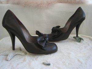 Paco Gil´Tango´ Flamenco ´Profitanzschühchen Stilettos 10,5 cm G. 38 NP 370 € Top