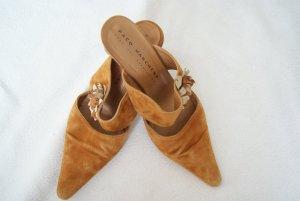 Paco Marchena echte Wildleder Schuhe