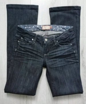 Paige Benedict Canyon Jeans Hose, Größe 26, darkblue