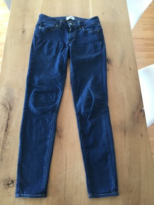 Paige Blue Jeans Hose Gr. 27 dunkelblau